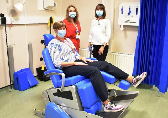 Design Specific at Eastbourne DGH: Article by Eastbourne Herald